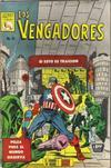 Cover for Los Vengadores (Editora de Periódicos La Prensa S.C.L., 1965 series) #63