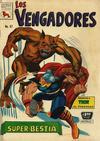 Cover for Los Vengadores (Editora de Periódicos La Prensa S.C.L., 1965 series) #67