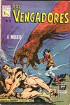 Cover for Los Vengadores (Editora de Periódicos La Prensa S.C.L., 1965 series) #70