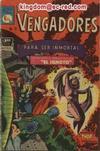 Cover for Los Vengadores (Editora de Periódicos La Prensa S.C.L., 1965 series) #71