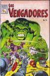 Cover for Los Vengadores (Editora de Periódicos La Prensa S.C.L., 1965 series) #74