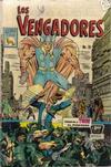 Cover for Los Vengadores (Editora de Periódicos La Prensa S.C.L., 1965 series) #79