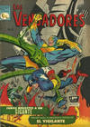 Cover for Los Vengadores (Editora de Periódicos La Prensa S.C.L., 1965 series) #81