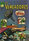 Cover for Los Vengadores (Editora de Periódicos La Prensa S.C.L., 1965 series) #91