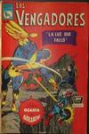 Cover for Los Vengadores (Editora de Periódicos La Prensa S.C.L., 1965 series) #96