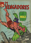 Cover for Los Vengadores (Editora de Periódicos La Prensa S.C.L., 1965 series) #97