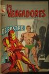 Cover for Los Vengadores (Editora de Periódicos La Prensa S.C.L., 1965 series) #98
