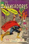 Cover for Los Vengadores (Editora de Periódicos La Prensa S.C.L., 1965 series) #99