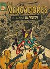 Cover for Los Vengadores (Editora de Periódicos La Prensa S.C.L., 1965 series) #100