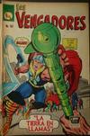 Cover for Los Vengadores (Editora de Periódicos La Prensa S.C.L., 1965 series) #103