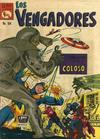 Cover for Los Vengadores (Editora de Periódicos La Prensa S.C.L., 1965 series) #104