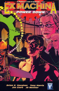 Cover Thumbnail for Ex Machina (DC, 2005 series) #6 - Power Down