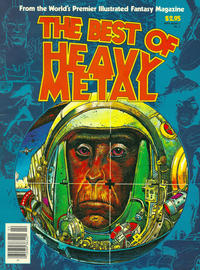 Cover Thumbnail for Heavy Metal Special Editions (Heavy Metal, 1981 series) #[2] - The Best of Heavy Metal