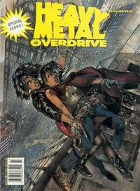Cover Thumbnail for Heavy Metal Special Editions (Metal Mammoth, Inc., 1992 series) #v9#1 - Overdrive