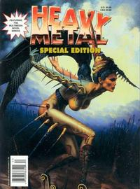 Cover Thumbnail for Heavy Metal Special Editions (Heavy Metal, 1981 series) #v10#2 - Fall 1996
