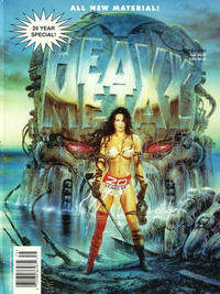 Cover Thumbnail for Heavy Metal Special Editions (Metal Mammoth, Inc., 1992 series) #v11#2 - 20 Years