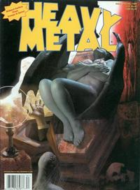 Cover Thumbnail for Heavy Metal Special Editions (Heavy Metal, 1981 series) #v12#2 - The Best of Richard Corben