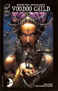 Cover Thumbnail for Voodoo Child (Virgin, 2007 series) #5