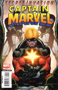 Cover Thumbnail for Captain Marvel (Marvel, 2008 series) #4 [Standard Cover]