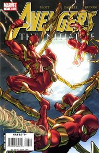 Cover Thumbnail for Avengers: The Initiative (Marvel, 2007 series) #7