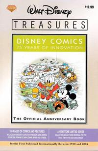 Cover Thumbnail for Walt Disney Treasures - Disney Comics: 75 Years of Innovation (Gemstone, 2006 series)