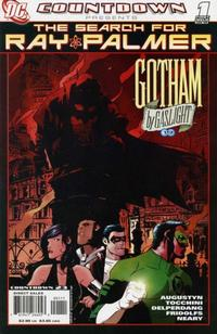 Cover Thumbnail for Countdown Presents: The Search for Ray Palmer: Gotham by Gaslight (DC, 2008 series) #1
