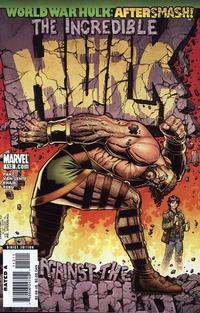 Cover Thumbnail for Incredible Hulk (Marvel, 2000 series) #112