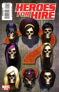 Cover Thumbnail for Heroes for Hire (Marvel, 2006 series) #15