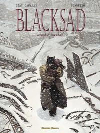 Cover Thumbnail for Blacksad (Carlsen Comics [DE], 2001 series) #2 - Arctic Nation
