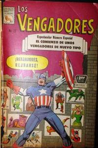 Cover Thumbnail for Los Vengadores (Editora de Periódicos La Prensa S.C.L., 1965 series) #23
