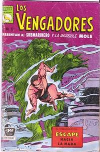 Cover Thumbnail for Los Vengadores (Editora de Periódicos La Prensa S.C.L., 1965 series) #33