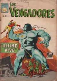 Cover Thumbnail for Los Vengadores (Editora de Periódicos La Prensa S.C.L., 1965 series) #90