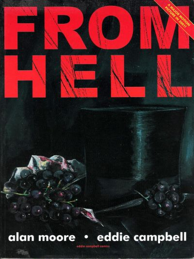 Cover for From Hell (Top Shelf, 2004 series)