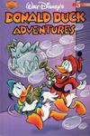 Cover for Walt Disney's Donald Duck Adventures (Gemstone, 2003 series) #5