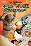 Cover for Walt Disney's Donald Duck Adventures (Gemstone, 2003 series) #8