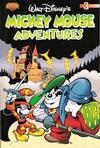 Cover for Walt Disney's Mickey Mouse Adventures (Gemstone, 2004 series) #3