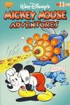Cover for Walt Disney's Mickey Mouse Adventures (Gemstone, 2004 series) #11