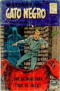 Cover Thumbnail for Misterios del Gato Negro (Editora de Periódicos La Prensa S.C.L., 1953 series) #95