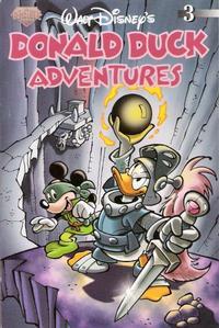 Cover Thumbnail for Walt Disney's Donald Duck Adventures (Gemstone, 2003 series) #3