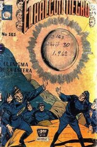 Cover Thumbnail for El Halcon Negro (Editora de Periódicos La Prensa S.C.L., 1951 series) #161