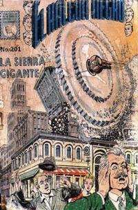 Cover Thumbnail for El Halcon Negro (Editora de Periódicos La Prensa S.C.L., 1951 series) #201