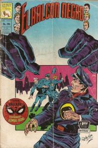 Cover Thumbnail for El Halcon Negro (Editora de Periódicos La Prensa S.C.L., 1951 series) #294