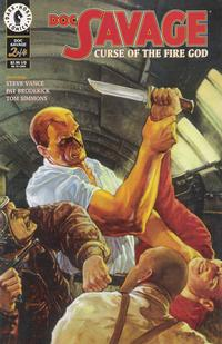 Cover Thumbnail for Doc Savage: Curse of the Fire God (Dark Horse, 1995 series) #2
