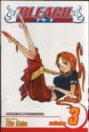 Cover for Bleach (Viz, 2004 series) #3