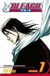 Cover for Bleach (Viz, 2004 series) #7