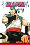 Cover for Bleach (Viz, 2004 series) #10