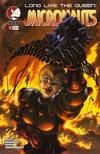 Cover for Micronauts (Devil's Due Publishing, 2004 series) #2