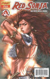 Cover Thumbnail for Red Sonja (2005 series) #27 [Joe Prado Cover]
