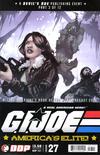 Cover for G.I. Joe: America's Elite (Devil's Due Publishing, 2005 series) #27