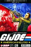 Cover for G.I. Joe: America's Elite (Devil's Due Publishing, 2005 series) #28